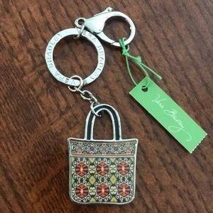 Vera Bradley key chain